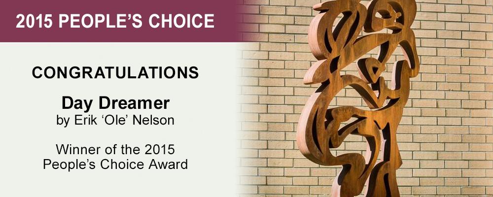 2015 People's Choice Winner