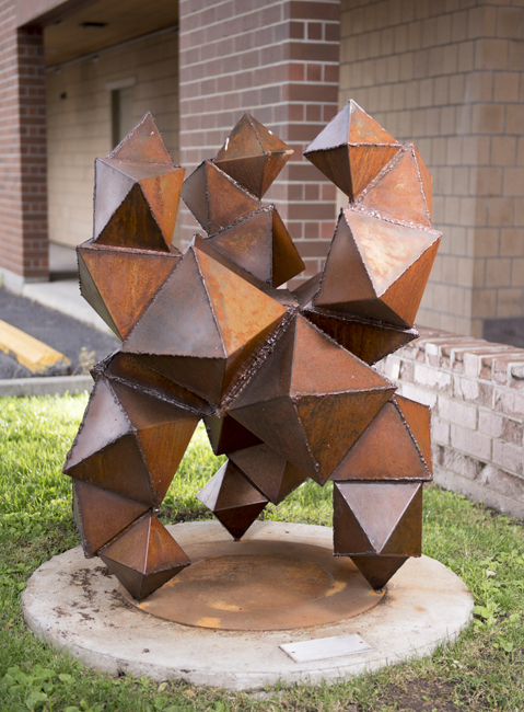 Icosahedronopus (Photo by Ben Johnson)