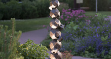 Phosphorous Bronze Pillar (Photo by Ben Johnson)