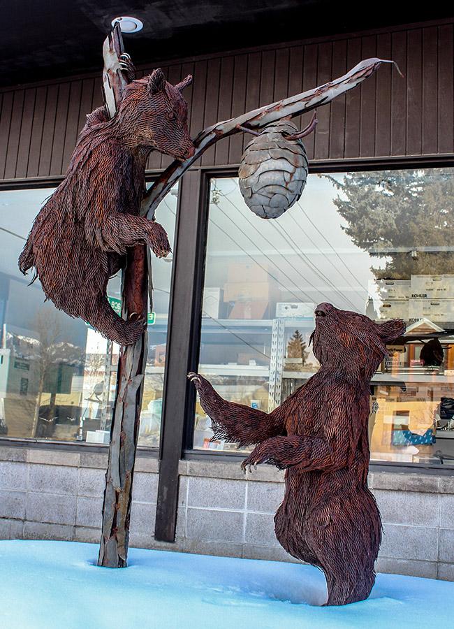 Bear Cubs & Bees